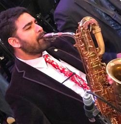 Tissa Khosla on baritone
