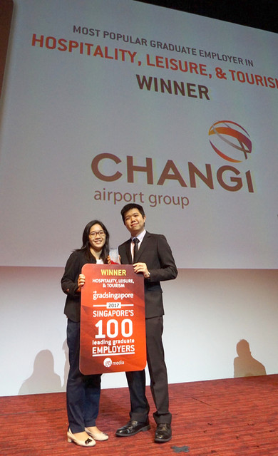 Singapore's 100 Leading Graduate Employers Awards 2018