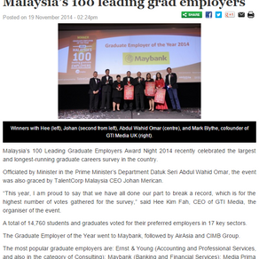 Maybank, AirAsia and CIMB Group nabs the top spots of Malaysia's 100 - The Sun Daily Online
