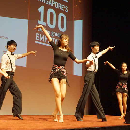 Singapore's 100 Leading Graduate Employers Awards