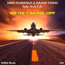 Simo Romanus & Kilian Taras feat. N.A.T.A. - We're Taking Off