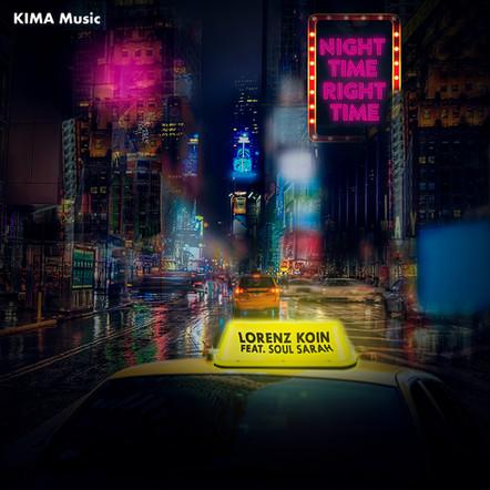 Lorenz Koin feat. Soul Sarah - Night Tim