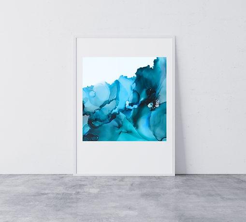La riverside -matte frame2AdobeStock_347