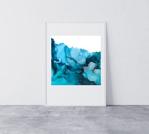 La riverside- matte frameAdobeStock_3472