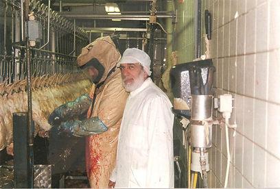 Halal slaughtering
