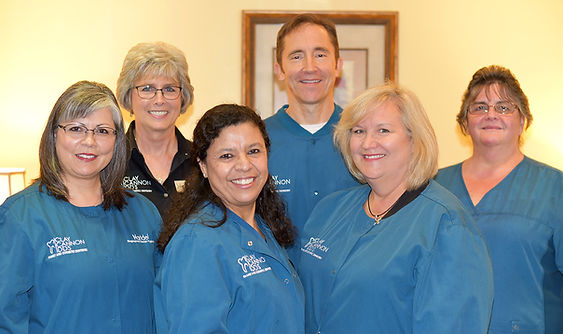 Clay Cannon Dentist Team Members