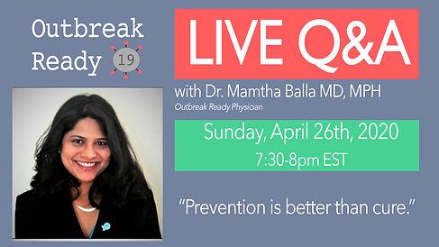 Outbreak Ready_LiveQ&A_DrBalla_v2_april2