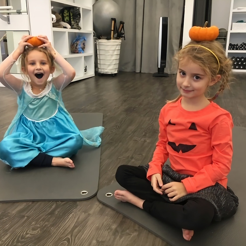 """""""Tricks and Treats""""  Hosted by Kids Yoga Rocks X Luna Performing Arts"""