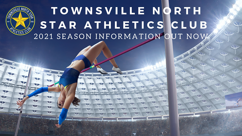Townsville North Star ATHLETICS CLUB 202