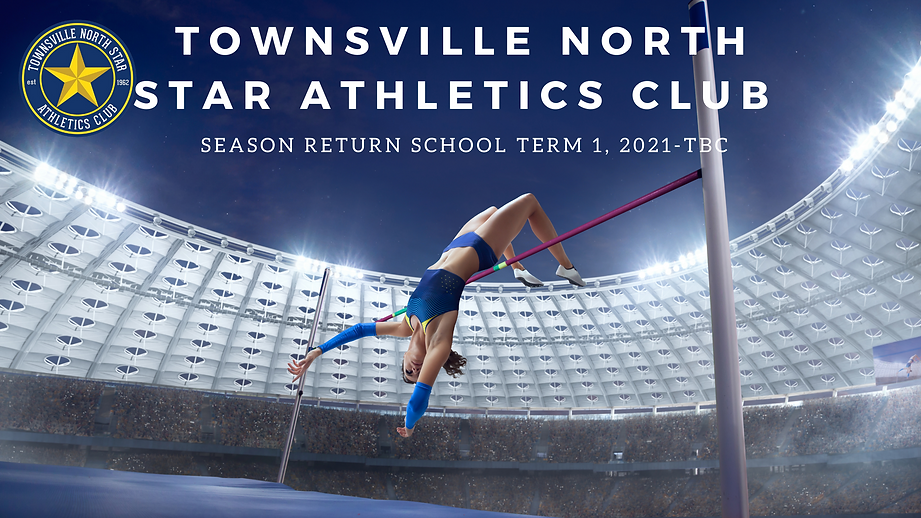 Townsville North Star ATHLETICS CLUB 202