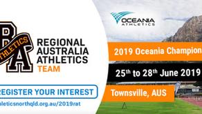 Oceania Championships 2019