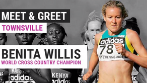 Special guest Benita Willis       Friday 29th March
