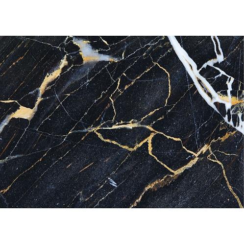Paper Placemats Dark Marble Matte 30pk
