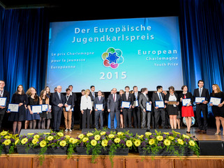 Un trophée pour l'Europe