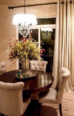 After - dining room