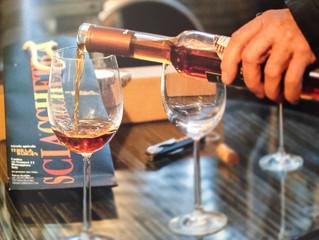 Wine, Limoncello, and Sciacchetrà... oh my!