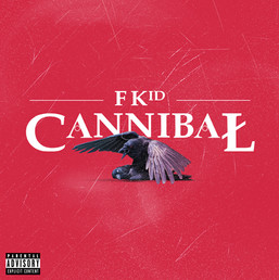 F Kid - Cannibal   Commissioned Cover