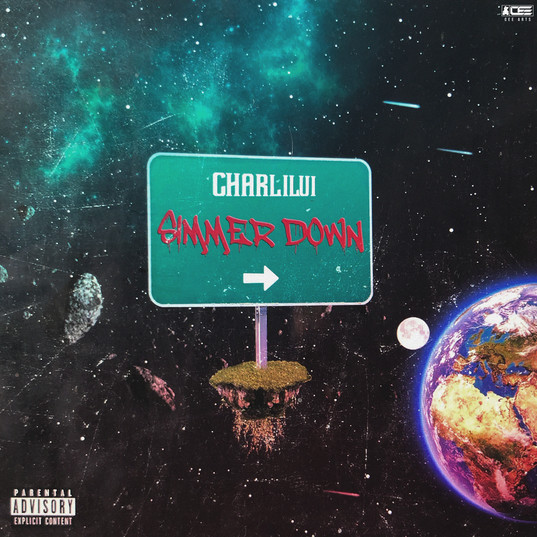 Charlilui - Simmer Down | Commissioned cover