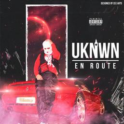 UKNWN - En Route   Concept Cover