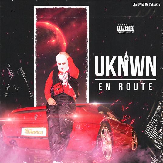 UKNWN - En Route | Concept Cover