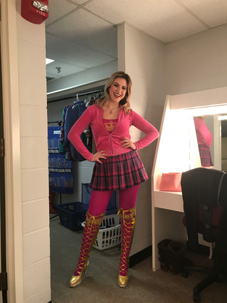 Finale Costume in Kinky Boots