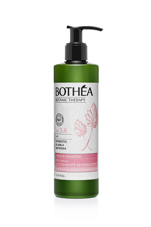 Bothea Colour Shampoo 300ml do włosów lekko zniszczonych