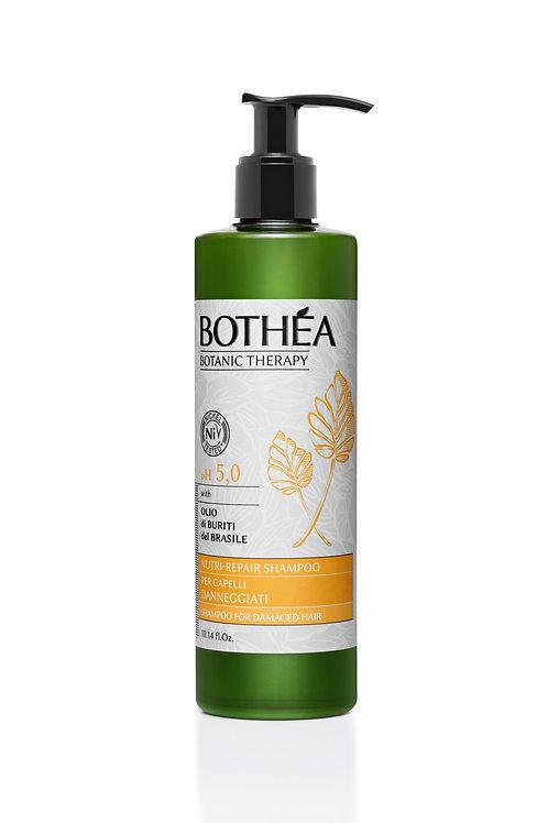 Bothea Nutri Repair Shampoo 300ml do zniszczonych włosów