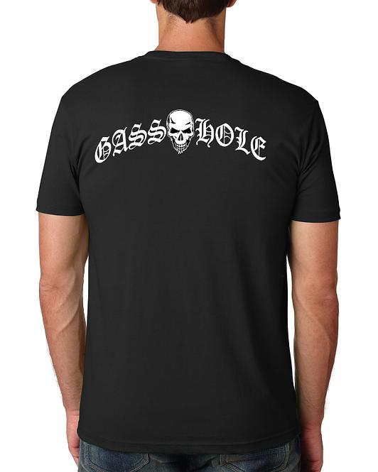Gass Hole Skull Logo