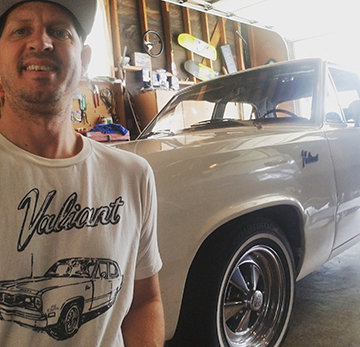 Plymouth Valiant Tee