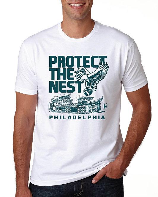 Philadelphia Eagles Protect The Nest Tee