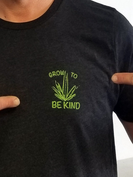 Grow To Be Kind