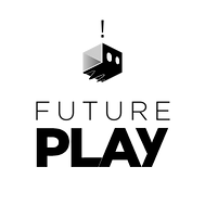 FuturePLAY - Logo - Primary - Greyscale.