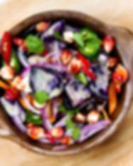 Baharatlı Salata