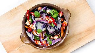 Pittige salade