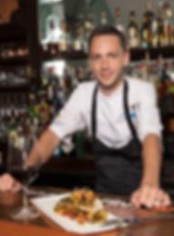 Sean Carroll, Executive Chef