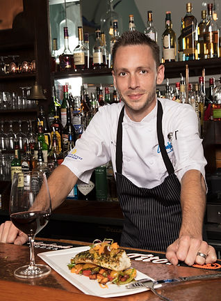 Sean Carroll, Executive Chef