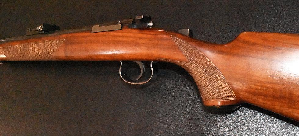 Mauser Model 98 —22 LR with target sights