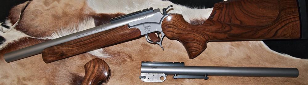 Encore Barrels | Custom Firearms | Bullberry Barrel Works, Ltd