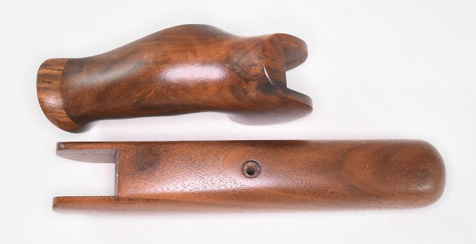 Medium grade Black Walnut gripset — G2