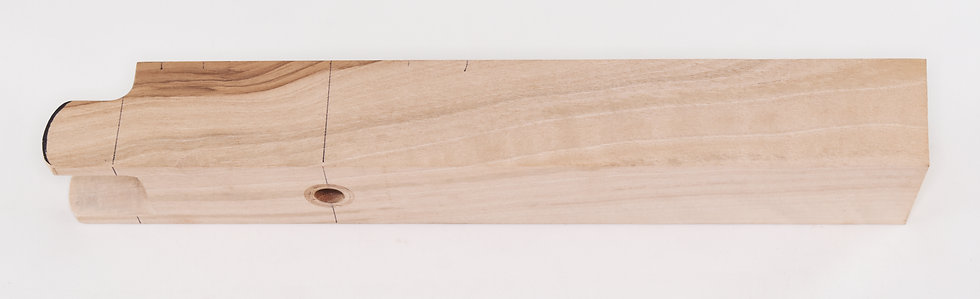 "11"" English walnut forearm — Encore"