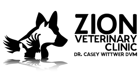 Zion Vet Clinic logo