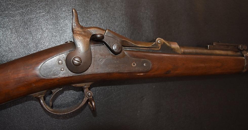 "Springfield 1884 Rifle ""Trapdoor"" 45-70"