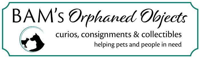 BAM's Orphaned Objects logo