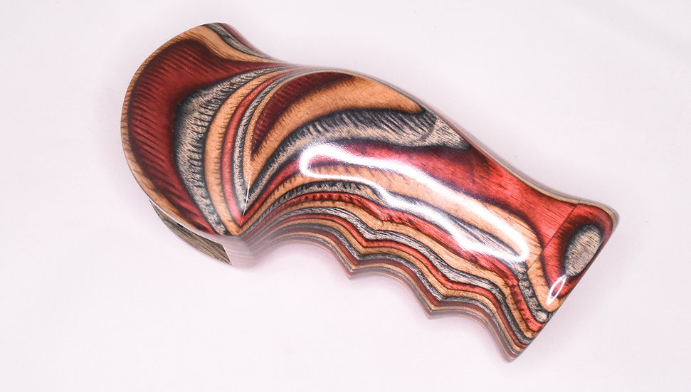 Royal Jacaranda right-handed grip — Classic Contender