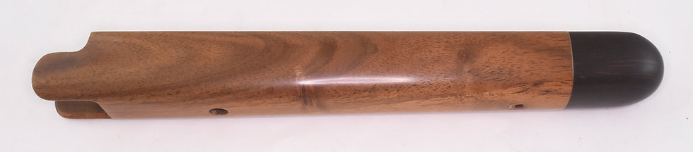 High grade Black Walnut forearm — Sporter channel — Encore