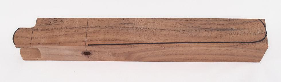"12"" Medium Grade Black walnut forearm — Encore"
