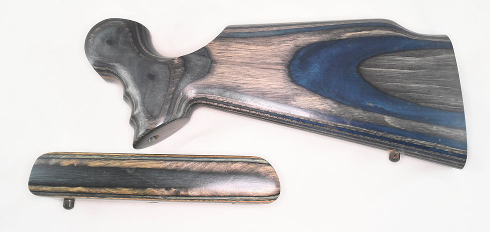 Right-handed Blue Angel stock set — Classic Contender