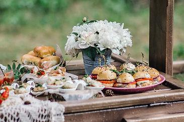 Свадебный пикник