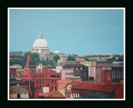 Rome 1 by Thomas D. Williams