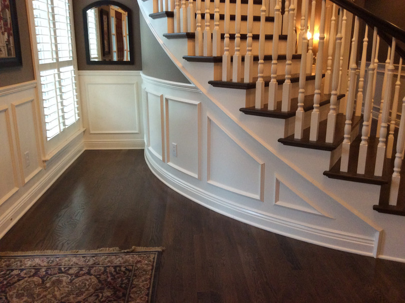 New Albany Wainscoting
